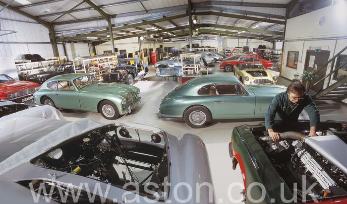 Aston Workshop