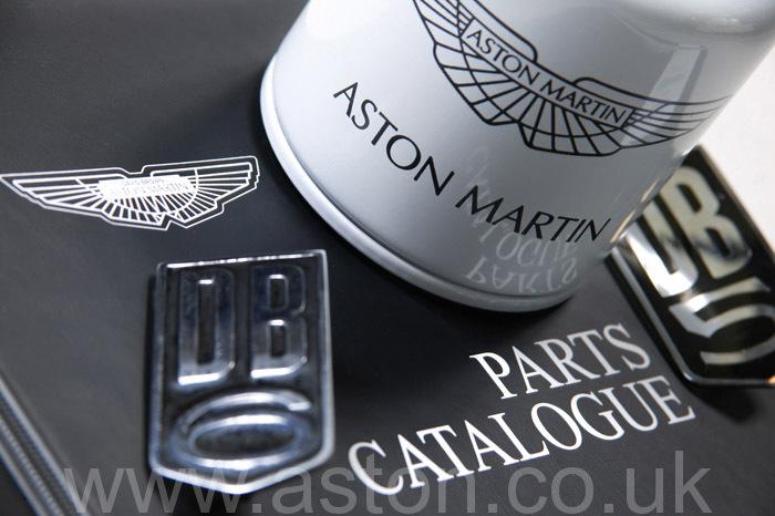 We use genuine Aston Martin Parts